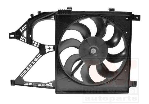 Ventilateur, refroidissement du moteur - VAN WEZEL - 3777748