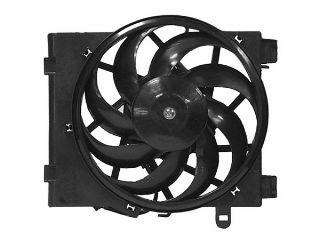 Ventilateur, condenseur de climatisation - VAN WEZEL - 3777751