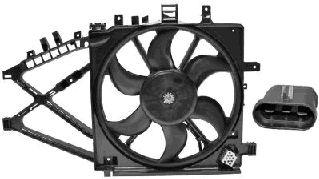 Ventilateur, refroidissement du moteur - VAN WEZEL - 3779747