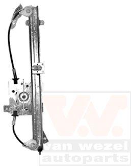 Lève-vitre - VAN WEZEL - 3781267