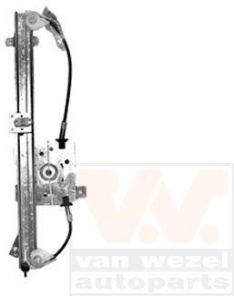 Lève-vitre - VAN WEZEL - 3781268