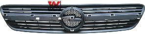 Grille de radiateur - VAN WEZEL - 3781510