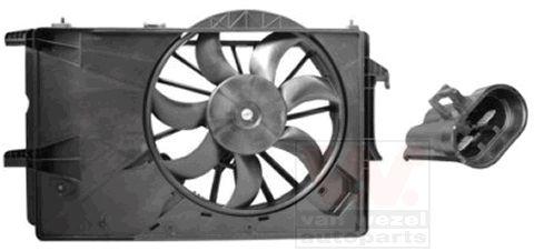Ventilateur, refroidissement du moteur - VAN WEZEL - 3781748