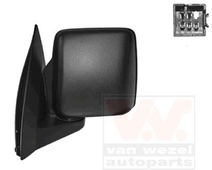 Rétroviseur extérieur - VAN WEZEL - 3789807
