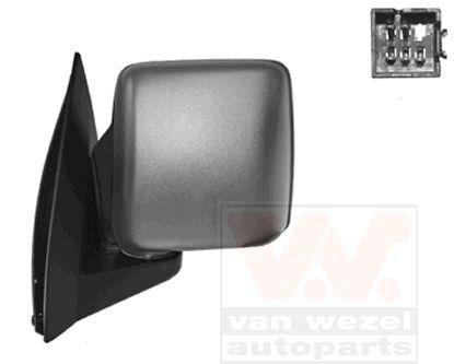 Rétroviseur extérieur - VAN WEZEL - 3789817