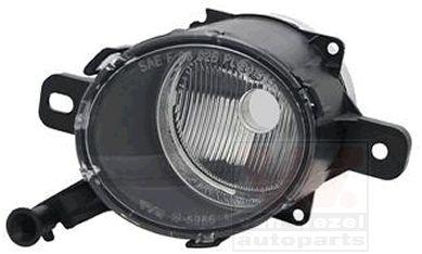 Projecteur antibrouillard - VAN WEZEL - 3796997