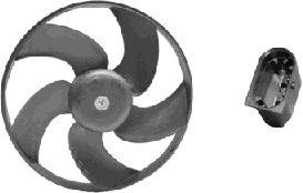 Ventilateur, refroidissement du moteur - VWA - 88VWA4028745