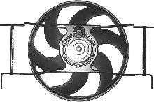 Ventilateur, refroidissement du moteur - VAN WEZEL - 4038747