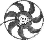 Ventilateur, refroidissement du moteur - VAN WEZEL - 4040746
