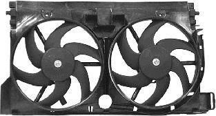 Ventilateur, refroidissement du moteur - VAN WEZEL - 4047749