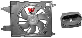 Ventilateur, refroidissement du moteur - VAN WEZEL - 4323747