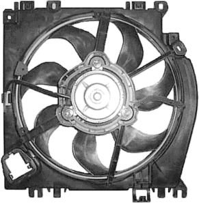 Ventilateur, refroidissement du moteur - VAN WEZEL - 4331747