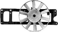 Ventilateur, refroidissement du moteur - VAN WEZEL - 4341746