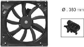 Ventilateur, refroidissement du moteur - VAN WEZEL - 4342748