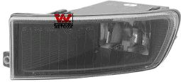 Projecteur antibrouillard - VAN WEZEL - 4731996
