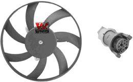 Ventilateur, refroidissement du moteur - VAN WEZEL - 4913744