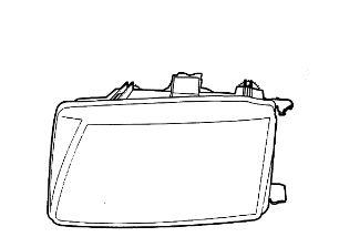 Projecteur principal - VAN WEZEL - 4913962