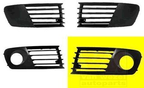 Grille de ventilation, pare-chocs - VAN WEZEL - 4917593