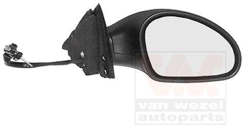 Rétroviseur extérieur - VAN WEZEL - 4917814