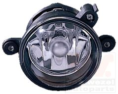 Projecteur antibrouillard - VAN WEZEL - 4917999