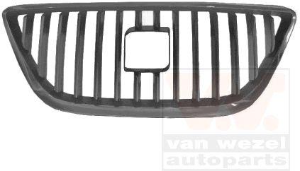 Grille de radiateur - VAN WEZEL - 4919510