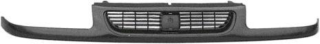 Grille de radiateur - VAN WEZEL - 4932510