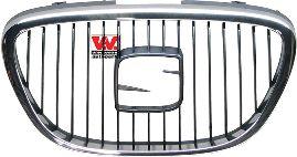 Grille de radiateur - VAN WEZEL - 4941510