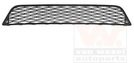 Grille de ventilation, pare-chocs - VAN WEZEL - 4946590