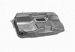 Réservoir de carburant - VAN WEZEL - 5212081