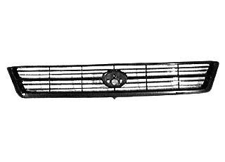 Grille de radiateur - VAN WEZEL - 5328510
