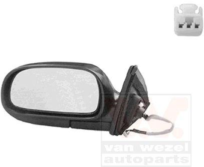 Rétroviseur extérieur - VAN WEZEL - 5328805
