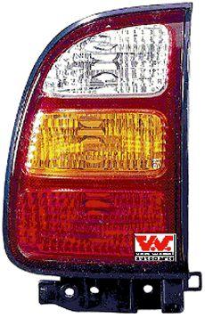 Feu arrière - VAN WEZEL - 5376921