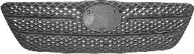 Grille de radiateur - VAN WEZEL - 5393518