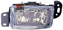 Projecteur antibrouillard - VAN WEZEL - 5393996