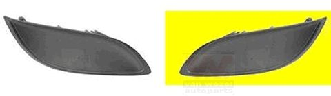 Grille de ventilation, pare-chocs - VAN WEZEL - 5436591