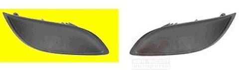 Grille de ventilation, pare-chocs - VAN WEZEL - 5436592