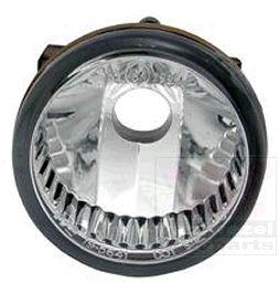 Projecteur antibrouillard - VAN WEZEL - 5466995