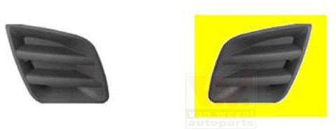 Grille de ventilation, pare-chocs - VAN WEZEL - 5471591