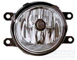 Phares antibrouillard - VAN WEZEL - 5472995