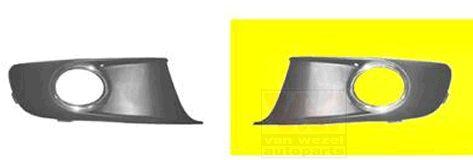 Grille de ventilation, pare-chocs - VAN WEZEL - 5735593