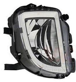 Projecteur antibrouillard - VAN WEZEL - 5765996