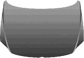 Capot-moteur - VAN WEZEL - 5818660