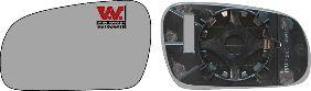 Verre de rétroviseur, rétroviseur extérieur - VAN WEZEL - 5818831