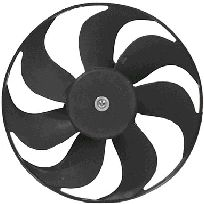 Ventilateur, refroidissement du moteur - VAN WEZEL - 5824745