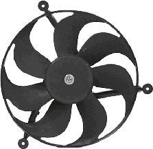 Ventilateur, refroidissement du moteur - VAN WEZEL - 5824746