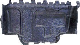 Insonoristaion du compartiment moteur - VAN WEZEL - 5825701