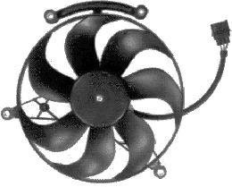Ventilateur, refroidissement du moteur - VAN WEZEL - 5825744