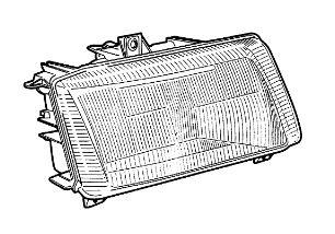 Projecteur principal - VAN WEZEL - 5826962