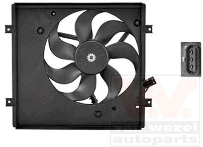 Ventilateur, refroidissement du moteur - VAN WEZEL - 5827746