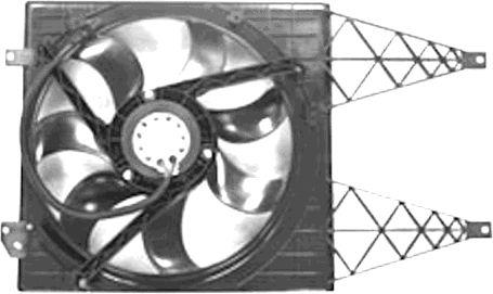 Ventilateur, refroidissement du moteur - VAN WEZEL - 5827747
